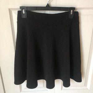 soprano black skater skirt